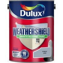 Dulux Weathershield Frost Lake - Smooth - 5L