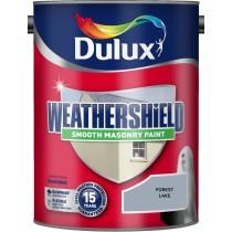 Dulux Weathershield Frost Lake - Smooth - 5L