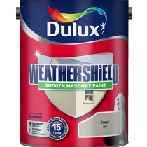 Dulux Weathershield Green Ivy - Smooth - 5L