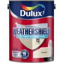 Dulux Weathershield Gardenia - Textured - 5L