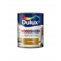 Dulux Interior/Exterior Woodsheen - Warm Maple - 250ml
