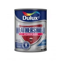 Dulux Weathershield Atlantic Blue - Gloss - 750ml