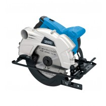 Draper Circular Saw With Laser Guide - 185mm 1300W