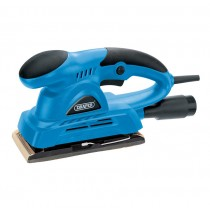 Draper 1/3 Sheed Orbital Sander - 135W