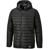 Dickies 22 Stamford Puffer Jacket (DT7024) Black/Grey - L