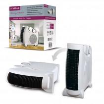 De Vielle (DEF978005) Dual Fan Heater