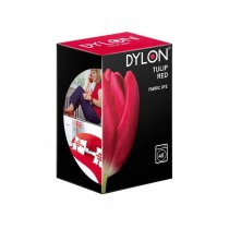Dylon Fabric Dye For Machine Use - Tulip Red No36 - 350g