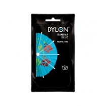 Dylon Fabric Dye for Hand Use - Bahama Blue - 50g