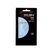 Dylon Fabric Dye for Hand Use - China Blue - 50g