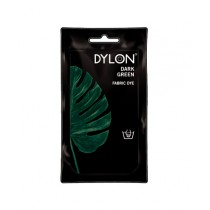 Dylon Fabric Dye for Hand Use - Dark Green - 50g