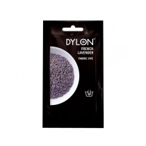 Dylon Fabric Dye for Hand Use - French Lavender - 50g
