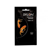 Dylon Fabric Dye for Hand Use - Goldfish Orange - 50g