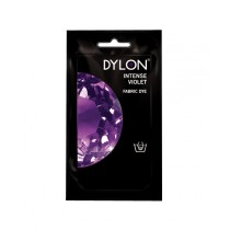 Dylon Fabric Dye for Hand Use - Intense Violet - 50g