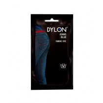 Dylon Fabric Dye for Hand Use - Jeans Blue - 50g