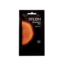 Dylon Fabric Dye for Hand Use - Rosewood Red - 50g