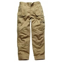 Dickies Eisenhower Multi Pocket Trousers (EH26800) Khaki - 32 R