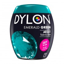 Dylon Fabric Dye Pod - Emerald Green - 350g