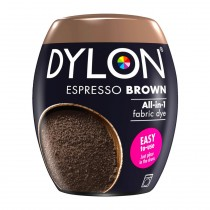 Dylon Fabric Dye Pod - Espresso Brown - 350g