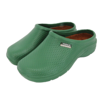 Town & Country EVA Cloggies - Green - Size 9