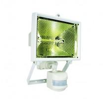 Elro (ES400W) Halogen Floodlight With PIR Motion Detector -400W- White