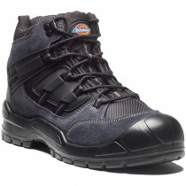 Dickies Everyday Safety Boot (FA247B) Grey/Black - Size 11