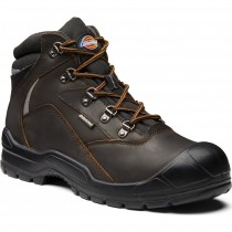 Dickies Davant II Safety Boot (FA9005S) Brown - Size 12