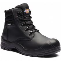 Dickies Trenton Safety Boot (FA9007) Black - Size 10