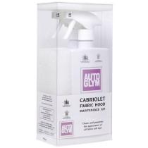 Autoglym Fabric Hood Cleaning Kit - 2 x 500ml