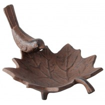 Fallen Fruits (FB152) Bird Bath - Small - Cast Iron