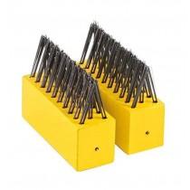 Wolf Garten FBME Multi-Change Weeding Brush Heads - Pack of 2