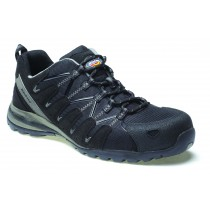 Dickies Tiber Safety Trainer (FC23530) Black - Size 7