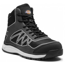 Dickies Phoenix Safety Boot (FC9526) Grey/White - Size 8