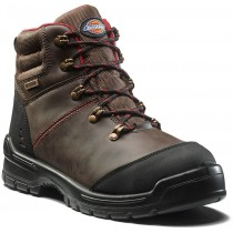 Dickies Cameron Safety Boot (FC9535) Brown - Size 7