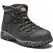 Dickies Medway Safety Hiker (FD23310) Black - Size 7
