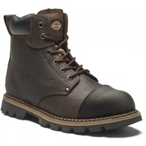 Dickies Crawford Safety Boot (FD9210) Brown - Size 9