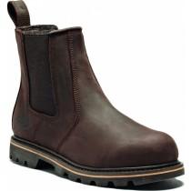 Dickies Fife II Dealer Boot (FD9214A) Crazy Horse - Size 11