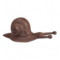 Fallen Fruits Snail Cast Iron Boot Jack