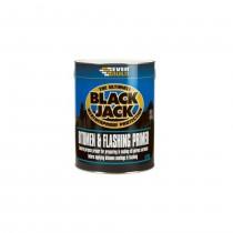 Everbuild 902 Black Jack Bitumen & Flashing Primer - 1L