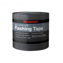 Thompson's Self Adhesive Flashing Tape - Lead Grey 10m X 225mm