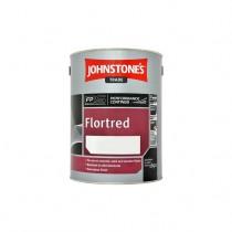 Johnstone's Trade Flortred - Tile Red - 2.5L