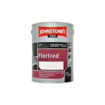 Johnstone's Trade Flortred - Black - 2.5L