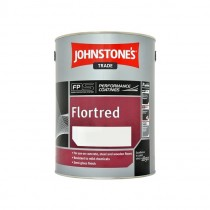 Johnstone's Trade Flortred - Tile Red - 5L
