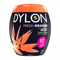 Dylon Fabric Dye Pod - Fresh Orange - 350g