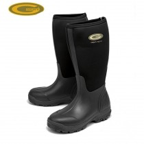 Grubs Frostline 5.0 Wellington Boots - Black - Size 5