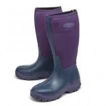 Grubs Frostline 5.0 Wellington Boots - Violet Purple - Size 6