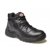 Dickies Fury Super Safety Hiker Boot (FA23380A) Black - Size 6