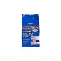 Everbuild Forever White Powder Wall Tile Grout - 1.2Kg