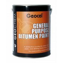 Geocel (Geochem) General Purpose Bitumen Paint - Black 2.5L