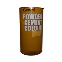 Geocel Powder Cement Colour (Buff) 1kg