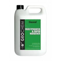 Geocel (Geochem) Frostproofer & Rapid Hardener - 5L